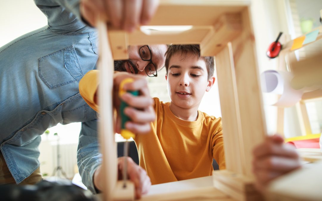 3 DIY Home Projects That Can Help Your Indoor Air Quality
